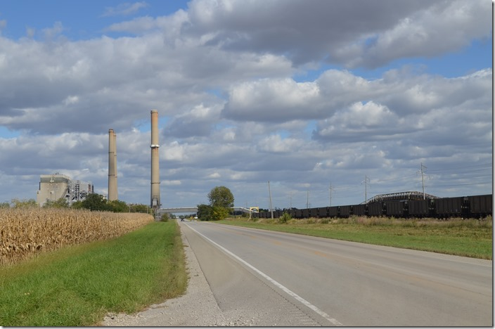 The Kincaid power plant is former Commonwealth Edison.