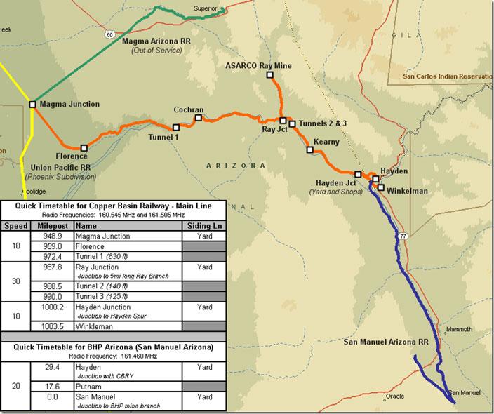 CSXTHS - Rail Fanning - Copper Basin Ry. - Wed., 04-24-2019 on lake havasu arizona, polacca arizona, vail arizona, wickenburg arizona, parker arizona, florence arizona, kingman arizona, alpine arizona, williams arizona, tempe arizona, avondale arizona, peoria arizona, tuscon arizona, pinetop arizona, road map arizona, prescott arizona, antelope canyon arizona, surprise arizona, glendale arizona, maricopa arizona,