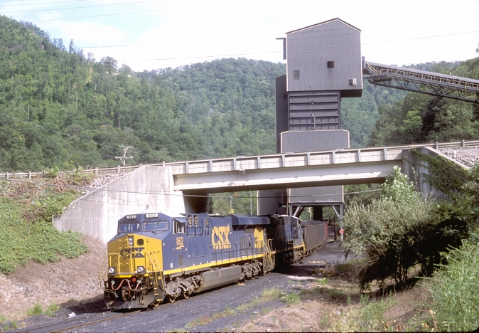 The Leatherwood mine is actually the second with that name.