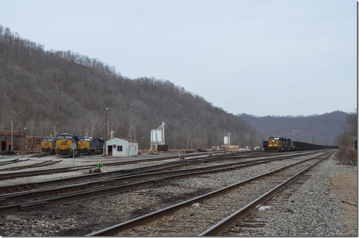 CSX 844 886 3088 Peach Creek.