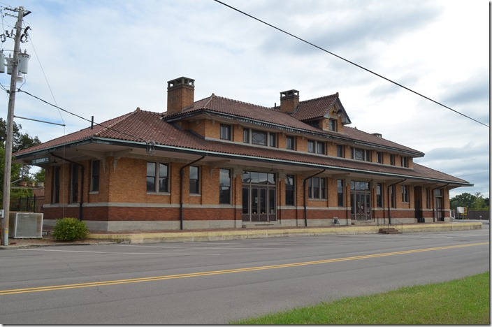 Bessemer Hall of History. View 2.