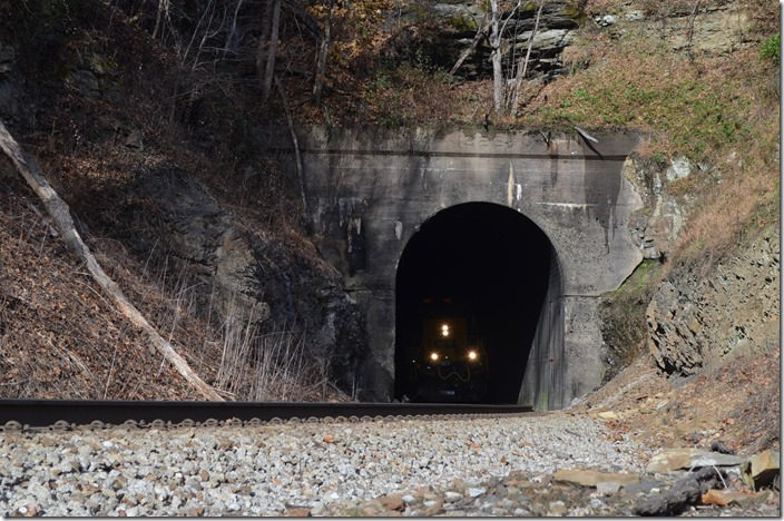 Martin Tunnel near Wakenva.