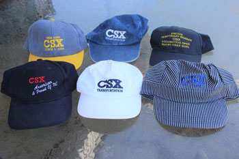CSXTHS Hat Collection