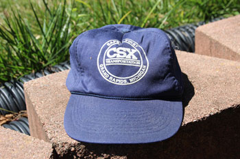 CSX Grand Rapids MI Engineers hat