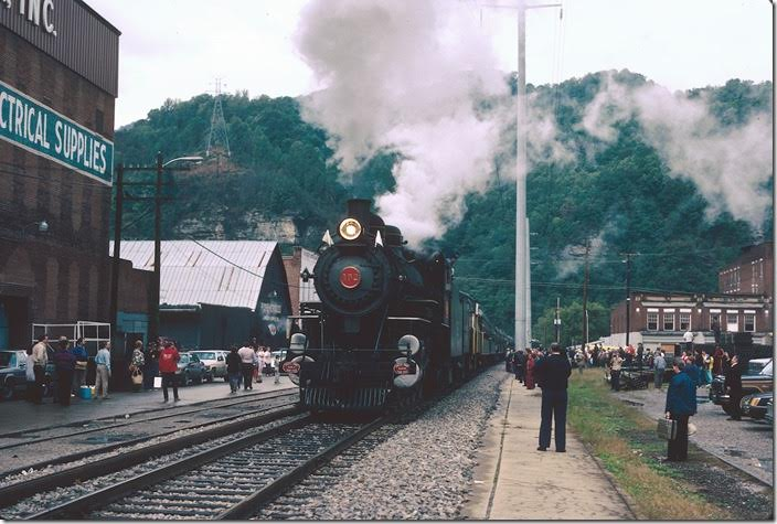 Csxths Rail Fanning L Amp N 152 Harlan To Appalachia