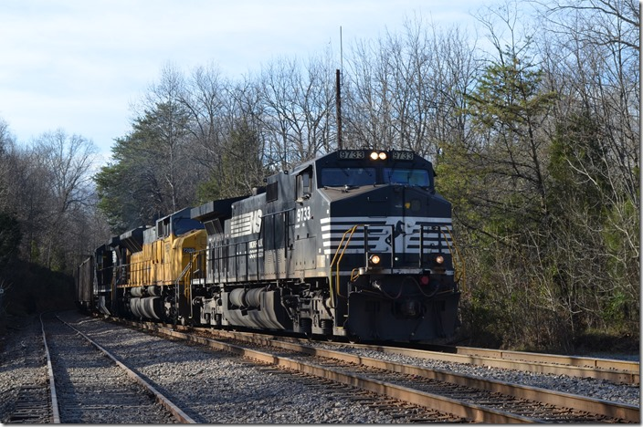 NS 9733-7289-8695. View 2. Waycross TN.