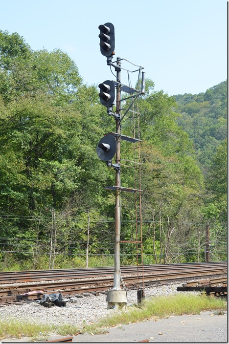 NS signal Luke. View 2.