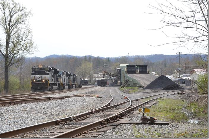 NS 1095 Middlesboro KY.