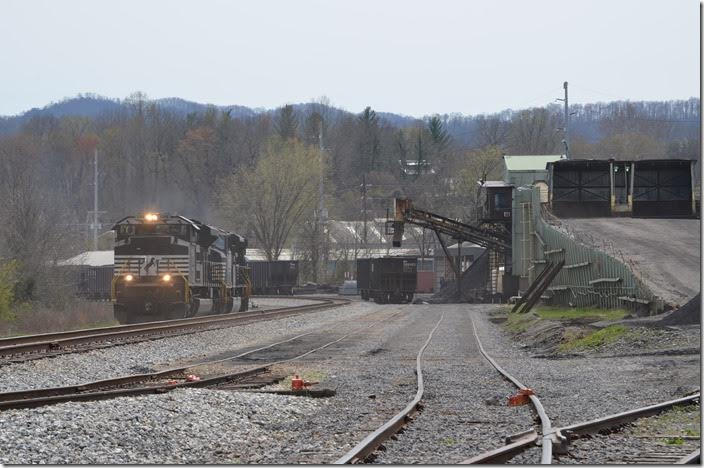 NS 1095 Middlesboro KY. View 2.