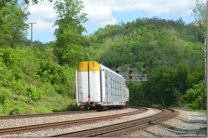 NS 3658. White WV.