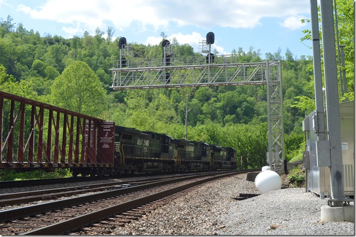 NS 1199-9278-4008. View 2. White WV.