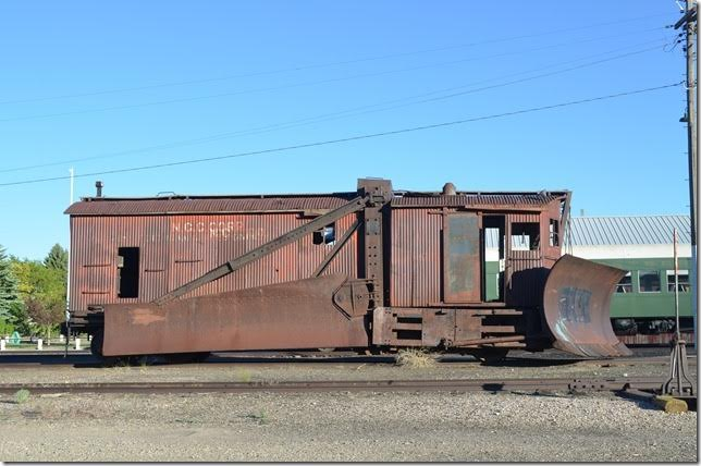 Nevada Consolidated Copper Corp. spreader. Ely NV. 06-17-2016.