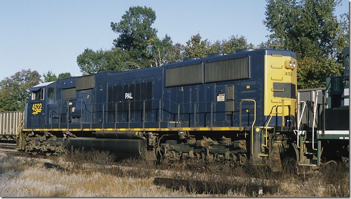 Now for some really modern and dependable EMD power.